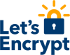 Live Switched on is secured with Let's Encrypt