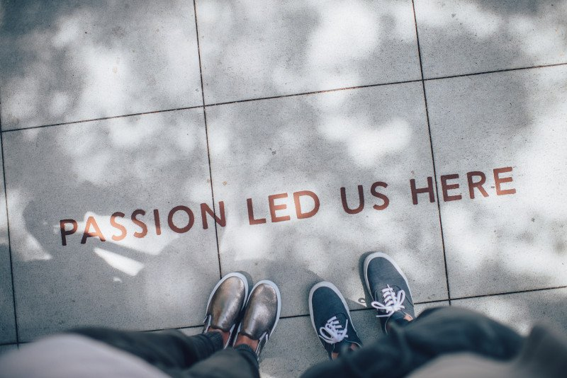 Follow your passion business