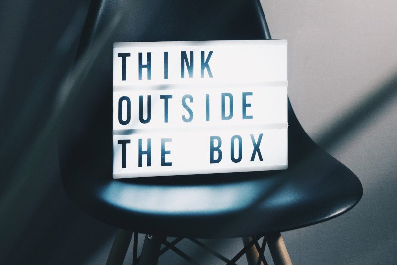 Think outside the box with affiliate marketing